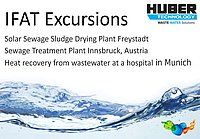 Excursions during IFAT 2018